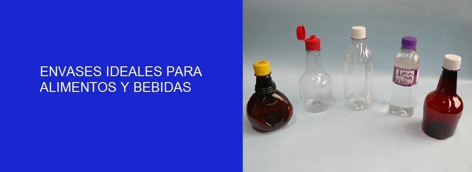 Envases pl sticos en pet f brica bogot colombia - Envases alimentos ...